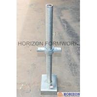 China Scaffolding jack base and U head. Safe and reliable. Strong flexible wholesale
