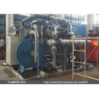 China Power plant water filtering system with back blow system of automatic cleaning control wholesale
