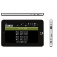 China Cheap 7 Inch Resistant Touchscreen Android 2.2 Wifi 3G VIA Quad Band Mobile Phone Calling MID Tablet PC 8650 on sale
