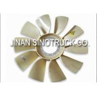 China Steel Material SINOTRUK HOWO Parts Fan 10 Rings 615000060131 620*86 Size wholesale