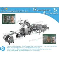 China Automatic counting and filling and sealing packaging machine for hardware fasteners furniture accessories wholesale