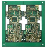 China 1.6MM FR4 TG170 television four layer pcb board with ENIG finish for project, amplifier wholesale
