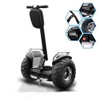 China 19 Inch Off Road Electric Stand Up Scooter For Adults , Big Tire Electric Scooter Skateboard wholesale