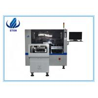 China Led Light Chip Mounter Machine Electronics Production Pcb Assembly Line Ht-E6T-1200 8 Heads wholesale