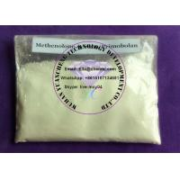 China Steroid powder Methenolone Acetate half-life injectable dosaging for bodybuilding wholesale