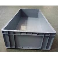 China Impact - Resistance Large Virgin Plastic Storage Containers 1000*400*180 mm Divider Storage on sale