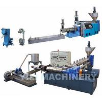 China Two-stage Recycling and Granulation Machine Group wholesale