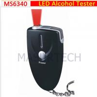 China Digital Alcohol Breath Tester Breathalyzer MS6340 wholesale