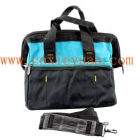 China Workers thick canvas shoulder bag hand tools electrical Tool Bag wholesale