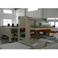 China Economical Thermoplastic Packaging Machine For Gypsum Board Lamination wholesale