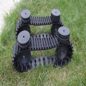 China Pista de goma de la venta caliente y del pequeño robot seguro (118*61*24) wholesale