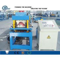 China Automatic PLC Hydraulic Ridge Cap Roll Forming Machine For House Building wholesale