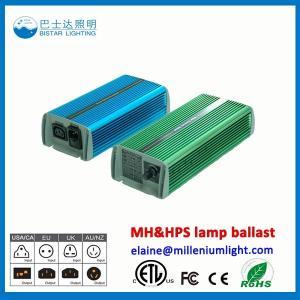 China 150w 250w Metal halide lamp MH electronic ballast wholesale