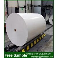 China Grade A B Duplex Board With Grey Back wholesale
