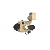 China Shutterless 12um Pitch Thermal Imaging Goggles 320×240 wholesale