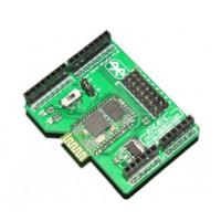 China D0 - D7 pin serial port Arduino Bluetooth expansion board / Stackable Bluetooth Shield wholesale