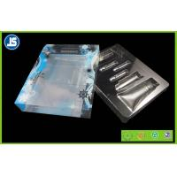 China Foldable Recycled Packaging Plastic Folding Cartons , Plastic Cosmetic Box wholesale