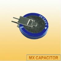 Coin Cell Super Capacitor 5.5V 0.22F 0.33F,V type Gold Capacitor