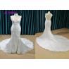China Classical Pure White Princess Bride Wedding Dress For Elegantly Older Bridal Custom Made wholesale