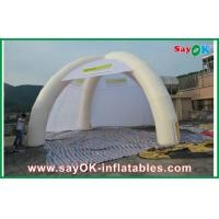 China Outdoor Water-proof Inflatable Air Tent Oxford Cloth / PVC For Activities wholesale