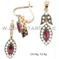 Buy cheap 925 silver set in jewelry sets, silver jewelry from wholesalers