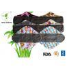 China Grey Heartfelt Bamboo Sanitary Pads , Soft Bamboo Organic Sanitary Pads wholesale