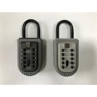 Buy cheap 10 Digit Combination Push Button Key Lock Box Small 150*60*45 mm from wholesalers