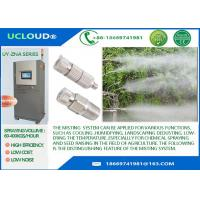 China High Pressure Outdoor Garden Misting System Stainless Steel Mist Nozzles wholesale