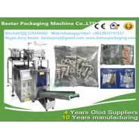 China Automatic hardware weighting and counting and packing machine from Bestar Packaging machinery wholesale