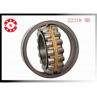 Buy cheap FAG Bearings Spherical Roller Bearing  22318 Industry Bearing from wholesalers