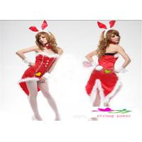 Buy cheap Christmas Sexy Women Ladies Dress Santa Claus Cosplay Party Xmas Velvet Costumes from wholesalers