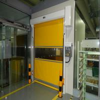 China 4PCs Automatic Control Fast Rolling Shutter Door Personnel Air Shower / Air Shower 600×600×120mm wholesale