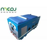 Blue Car Pediatric Examination Table , MJSD03-06 Children Pediatric Treatment Table