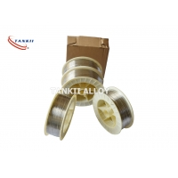 China Boiler Thermal Spray Wire NiCrTi 3.17mm Grey Metallic Color on sale