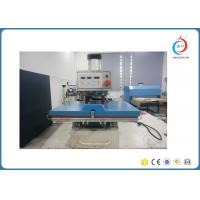 Buy cheap Pneumatic Single Station Sublimation Heat Press Machine Semi automatic from wholesalers