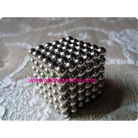 China supply magnetic neocube, magnetic cube puzzle wholesale