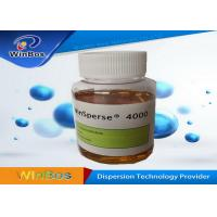 China Water Based Pigment Dispersions 8.5 PH Reduce Viscosity For Carbon Black wholesale