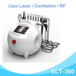 China Powerful Lipo Laser Slimming Machine , Cavitation RF Body Reshaping Device on sale