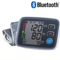 China Bluetooth 4.0 Accurate Blood Pressure Monitor Heartbeat Indicator Tonometer For Health Care on sale