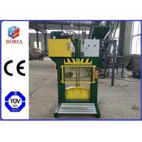 Rubber Block Cutter Rubber Processing Machine With High Hardness Knife