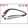 China Retractileおよび折り畳み式のEarbudsおよび振動機能のBluetooth 4.0のヘッドホーン wholesale