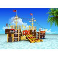 China Holiday Resorts Aqua Park Equipment Water Park Slide Safety And Easy Installation on sale