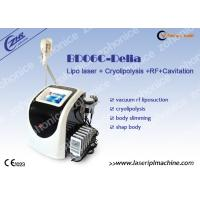 China 8.4 Inch LCD Display Multi Function Beauty Equipment  Fat Freezing Cryolipolysis wholesale