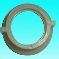 China Drilling injection molded plastic parts PA66 GF30 Clip for Automotive Interior Components wholesale