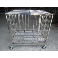 China Staniless Steel Dog Cage wholesale