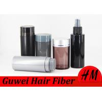 China Customized Label Hair Fiber Powder , Colored Scalp Powder For Thinning Hair wholesale