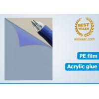 China No residue protective film for bright annealed stainless steel wholesale