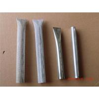 China Stainless Steel Wire Cloth Metal Mesh Tube For Metal Mesh Air Filter 0.8mm - 10mm wholesale