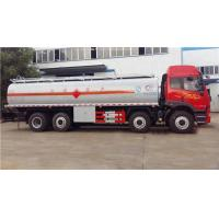 China FAW 8*4 336hp 35CBM Diesel Oil Mobile Tanker Truck Aircraft Refueling Manual Transmission Type wholesale