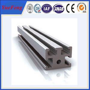 China Hot! aluminium fencing extrusion, t-slot aluminium factory, industrial aluminum profile on sale